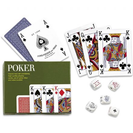 Piatnik Poker Classic Box Set
